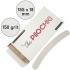 Набор сменных файлов для пилки Банан 155 мм, 150 грит, Белые — ThePilochki | фото 783