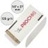 Набор сменных файлов для пилки Капля 167 мм, 120 грит, Белые — ThePilochki | фото 767