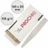 Набор сменных файлов для пилки Ромб 165 мм, 100 грит, Белые — ThePilochki | фото 771
