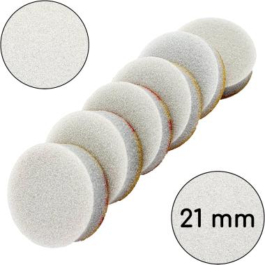 Сменные бафы для смарт-диска, 21 мм — ThePilochki | фотография