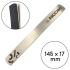 Металлическая основа для пилки, Ровная 145 мм — ThePilochki | фотография