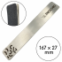 Металлическая основа для пилки, Ровная 167 мм — ThePilochki | фотография