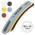 Пилка для ногтей , банан 180 мм — ThePilochki   фотография