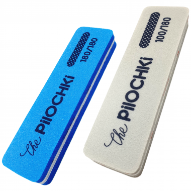 Баф шлифовщик для ногтей, 115 х 33 мм — ThePilochki | фотография