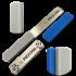 Сменные бафы для шлифовки ногтей, 69 мм — ThePilochki | фотография