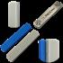 Сменные бафы для шлифовки ногтей, 89 мм — ThePilochki | фотография