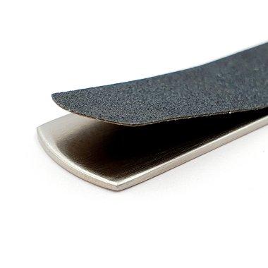 Сменные файлы для пилки, 150 грит, Ровная 145 мм, Черные