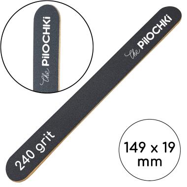 Одноразовая пилочка для ногтей, 240 грит — ThePilochki | фотография